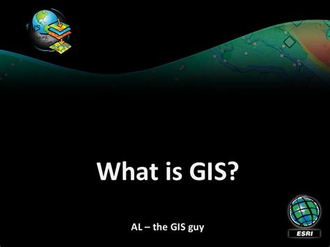 gis powerpoint templates what is gis