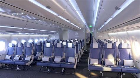 a350 cabin wordlesstech airbus a350 cabin unveiled