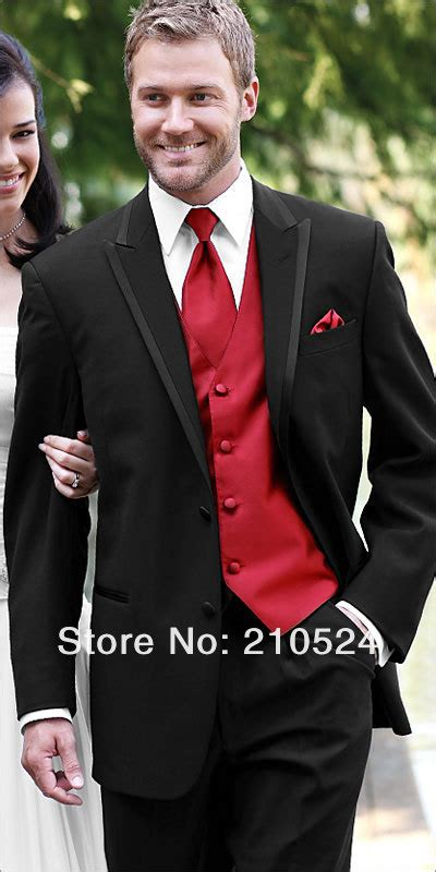 Tie Solid Fashion Manhattan and black suit mens dress yy