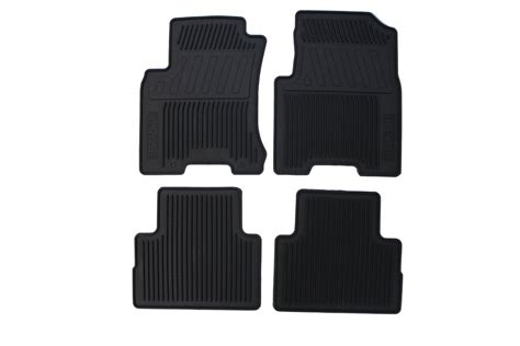 Floor Mats For Nissan Rogue by Genuine Nissan All Season Floor Mats 2008 2012 Rogue