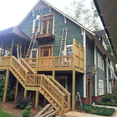 seattle ravenna autumn color craftsman exterior painting craftsman home exterior colors home design