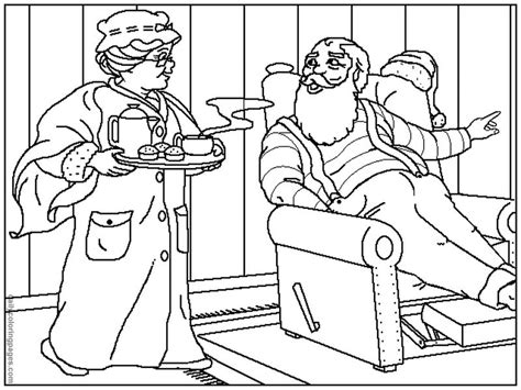 santa mrs claus coloring page coloring home mrs claus coloring pages coloring home
