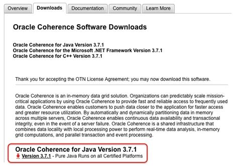 Tutorial For Oracle Coherence 3 7 | exposing coherence cache data using coherence 3 7 and