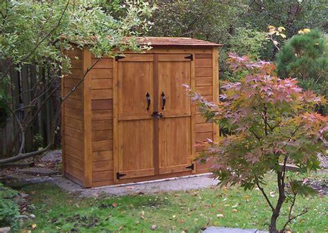 backyard storage buildings grand garden chalet 6x3 cedar garden shed contemporary sheds vancouver by