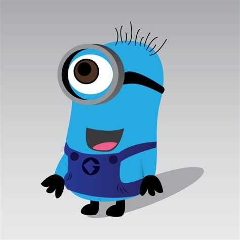 Blue Mininos the gallery for gt despicable me minion clip