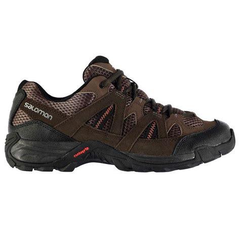 salomon salomon aztek vent mens walking shoes mens