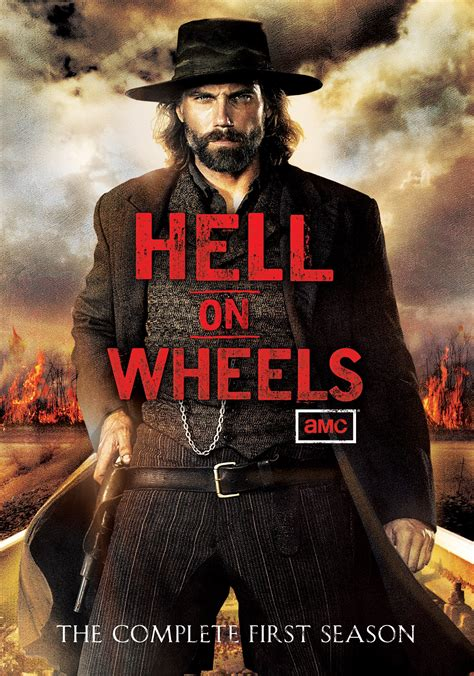 Dvd My Date With A Vire 1 hell on wheels dvd release date