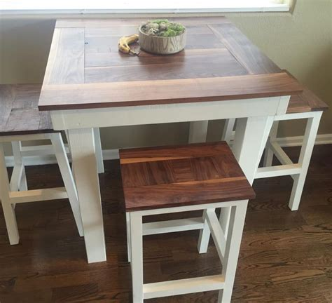 Bar Stool Height Kitchen Tables by 25 Best Ideas About Bar Height Table On Bar