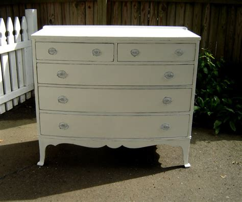 antique white dresser shabby chic painted furniture