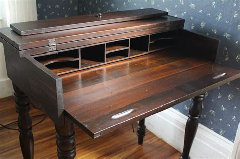 Rustic Vintage Home Decor Cookarone Spinet Desk