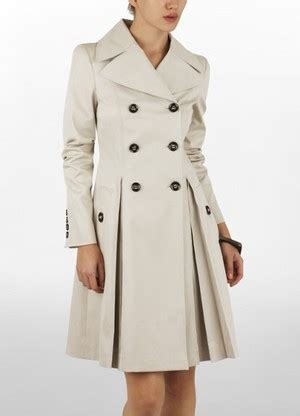time vixen skirts and trench coats
