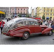 Yes This Is A Fire Engine  1941 Horch 853 Sport