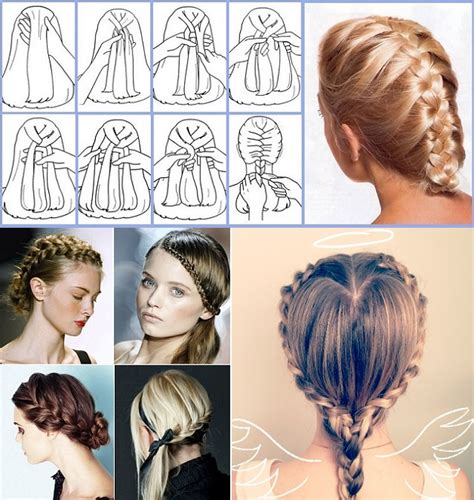 braid lol it s a simple way to do 2 french braids on thick medium french braid hairstyle diy alldaychic