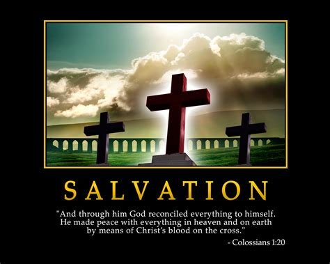 Salvation In quotes about salvation through quotesgram