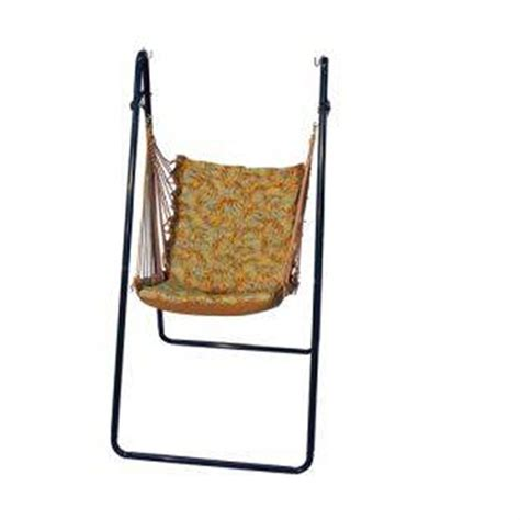 chair swing stand algoma swing chair and stand combination 180723 patio