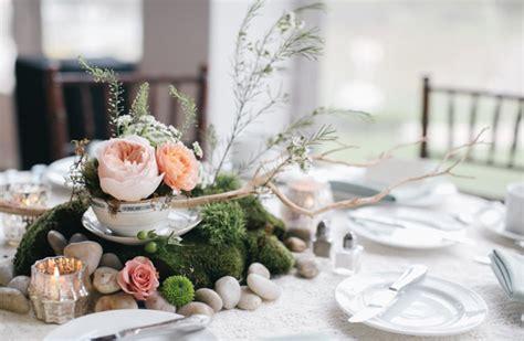 Herb Garden Diy by Bohemian Vintage Tea Party Wedding Amity Jesse