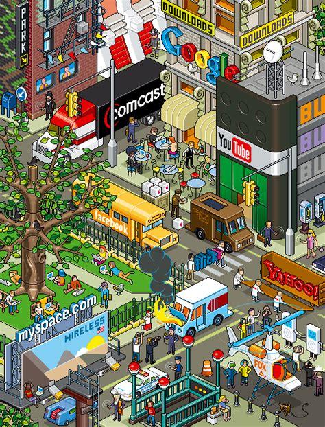 layout artist que es imagenes pixel art taringa