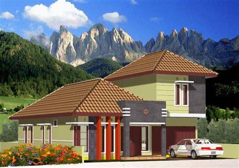 desain atap rumah limas pemilihan desain rumah minimalis atap limas mewah dan elegan