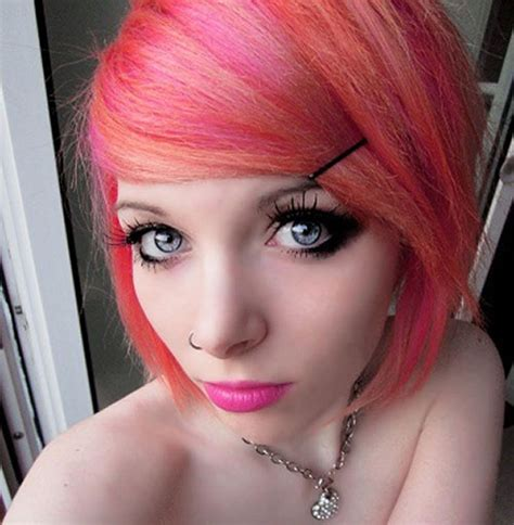 pink photos hair 2013 25 short hair color trends 2012 2013 short hairstyles