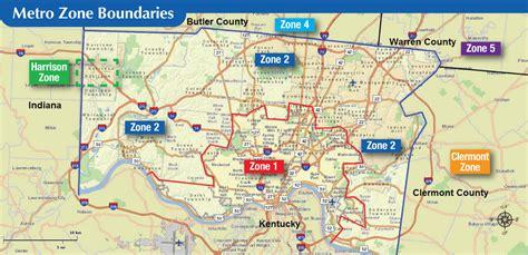 maps cincinnati popular 194 list map of cincinnati ohio