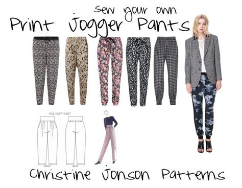 joggers pants pattern image gallery jogging pants sewing pattern