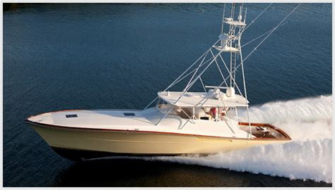 custom built sport fishing boats just launched ring leader maine boats homes harbors