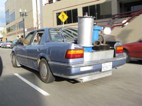 build    fusion  gasify  car  garbage gizmodo australia