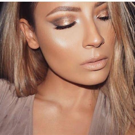 makeup glowy inspirational bronze glowy makeup bronze makeup