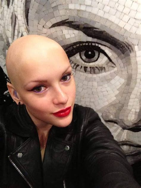 bald women smooth bald head make me bald view image 461 best images about bald shaved buzz cut perfect