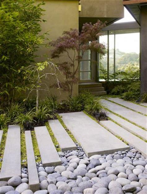 modern stone garden http lomets com