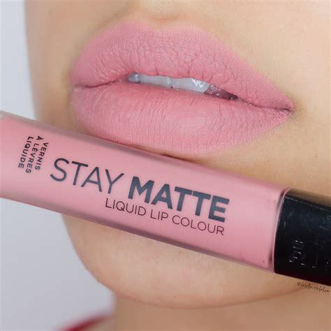 Rimmel Stay Matte Liquid with glam rimmel stay matte liquid lip colour