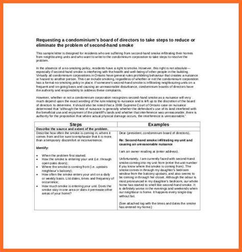 Complaint Letter In Pdf Formal Complaint Letter Soap Format