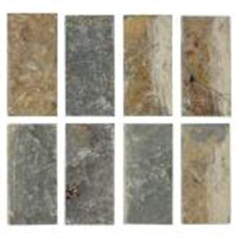 3x6 slate tile natural stone tile tile the home depot