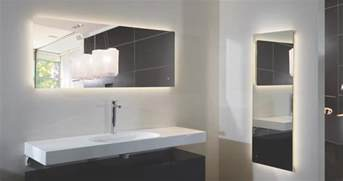 backlit mirrors for bathrooms backlit mirror led bathroom mirror anzo iv