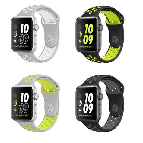 New Color Premium Sport Band For Apple Iwatch 38mm 42 Mm popular nike buy cheap nike lots from china nike suppliers on aliexpress