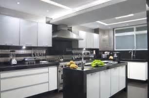 Modern Designer Kitchen Cozinhas Planejadas Com Pastilhas Casinha Bonita