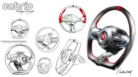 sketch design 2010 fiat uno cabriolet concepts