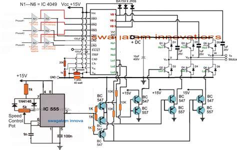 esc to motor universal esc circuit for bldc motors
