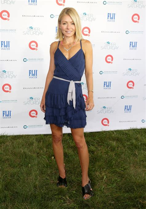 kelly ripa weight 2014 kelly ripa ocrf s super saturday 2014