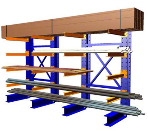 Cantilever Storage Racks by Advanced Guide To Cantilever Storage Racks In Materialhandling Business Supplychain Mfg