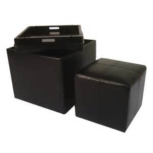 Leather Storage Ottoman With Tray Noya Usa Classic Storage Ottoman Reviews Wayfair