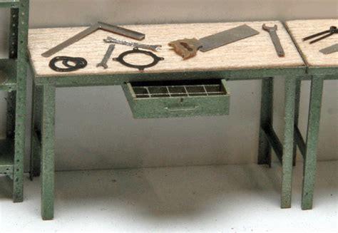 schubladen bausatz petau modellbau werkbank mit schublade bausatz nr 258