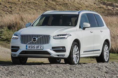 Volvo Xc90 Facelift 2020 Uk by No Fatalities Recorded In A Volvo Xc90 In The Uk