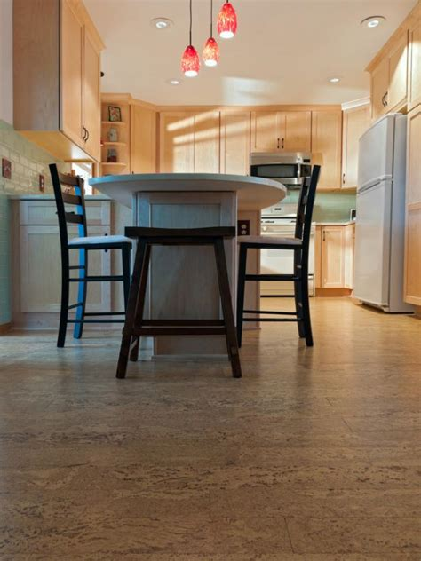 clean cork floors diy