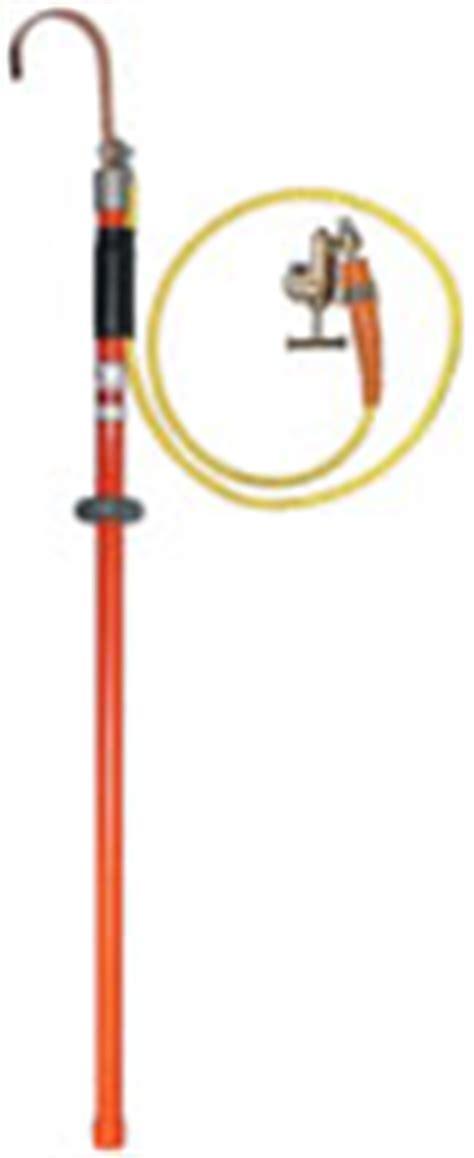 high voltage discharge stick salisbury discharge stick high voltage safety