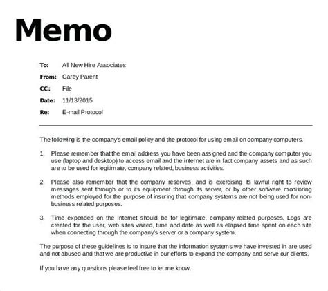 how to write a memo template sle memo memorandum sle business word memo memo