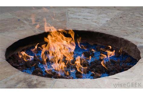 pit rock burning rocks for pit fireplace design ideas