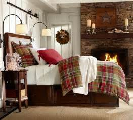 Red And Black Duvet Cover Sets Tahoe Plaid Bedding Traditional Bedding Sacramento