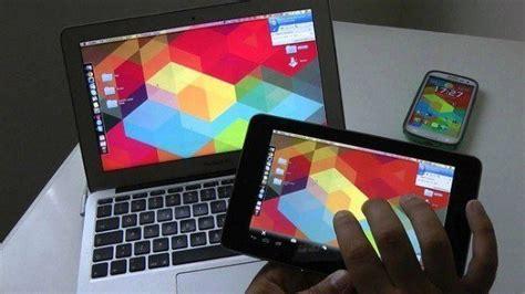 aplicaciones escritorio remoto las mejores herramientas para utilizar android como un