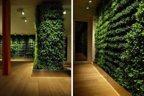 custom vertical gardens instantly green   interior